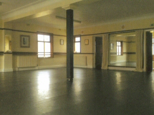 Photo - Our dance studio in Anchorsholme, Cleveleys